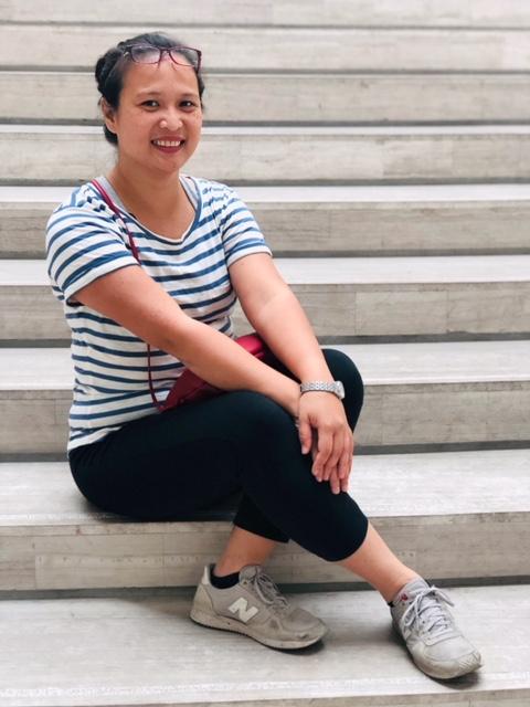 Sarah Mae Sabado